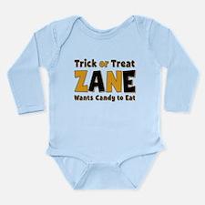 Zane Trick or Treat Body Suit