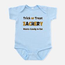 Zachery Trick or Treat Body Suit