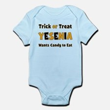 Yesenia Trick or Treat Body Suit
