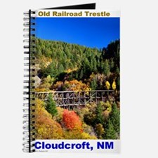 Cloudcroft Trestle blank Journal