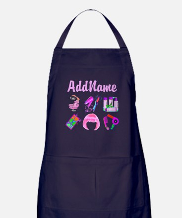 WILD HAIR STYLIST Apron (dark)
