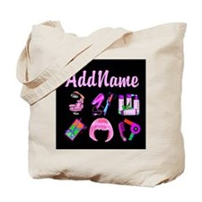 WILD HAIR STYLIST Tote Bag