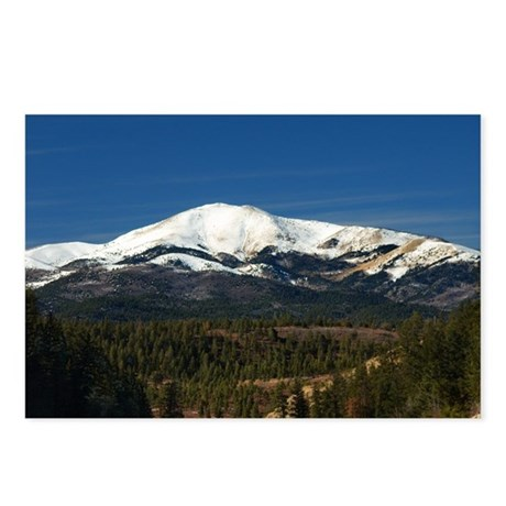 Postcards (8) Sierra Blanca / Apache Summit