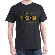 Tyson Trick or Treat T-Shirt