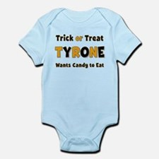 Tyrone Trick or Treat Body Suit