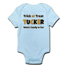 Tucker Trick or Treat Body Suit