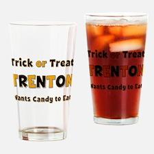 Trenton Trick or Treat Drinking Glass