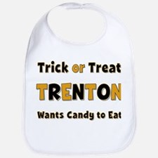 Trenton Trick or Treat Bib