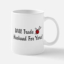Will Trade Husband For Yarn Mug
