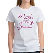Hearts Mother of the Groom T-Shirt