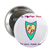 """What's your super power? 2.25"""" Button"""
