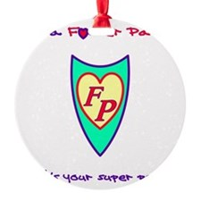 What's your super power? Ornament