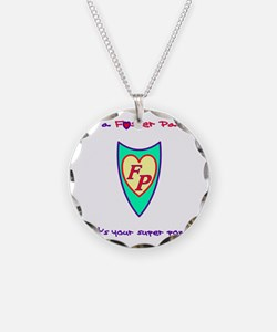 What's your super power? Necklace