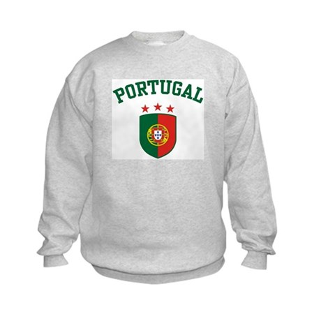 Portugal Kids Sweatshirt