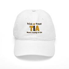 Tia Trick or Treat Baseball Baseball Cap