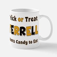 Terrell Trick or Treat Mug