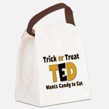 Ted Trick or Treat Canvas Lunch Bag