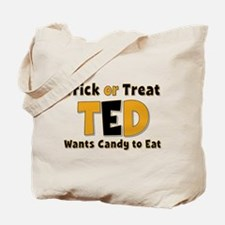 Ted Trick or Treat Tote Bag