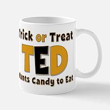 Ted Trick or Treat Mug