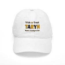Taryn Trick or Treat Baseball Baseball Cap
