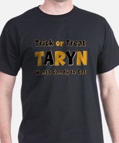 Taryn Trick or Treat T-Shirt