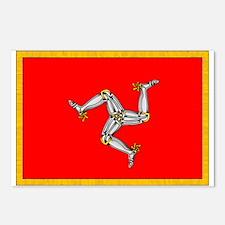 Isle of Man Postcards (Package of 8)