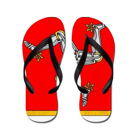 Isle of Man Flip Flops
