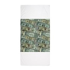 Easy Money Beach Towel