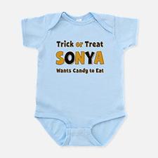 Sonya Trick or Treat Body Suit