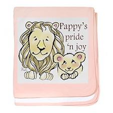 Pappys Pride n Joy baby blanket