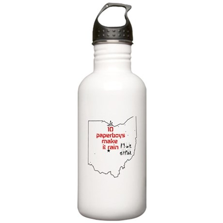 paperboys Water Bottle