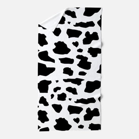 Cow pattern Beach Towel