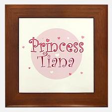 Tiana Framed Tile