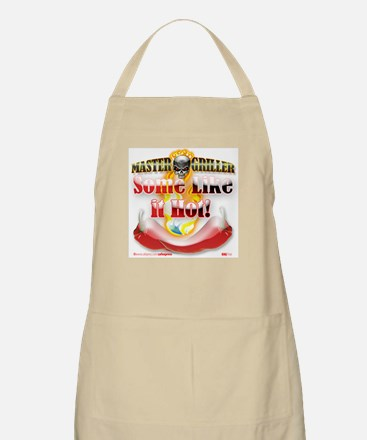 """Some Like It Hot!"" BBQ Apron"