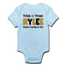 Rylee Trick or Treat Body Suit