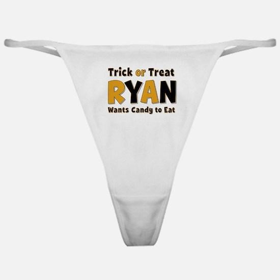 Ryan Trick or Treat Classic Thong