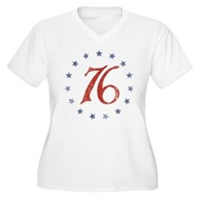 Spirit of 1776 Plus Size T-Shirt