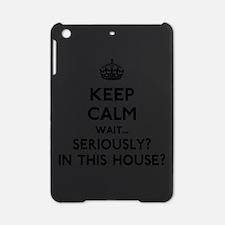 Keep Calm In This House iPad Mini Case
