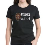 Pysanka Addict Women's Dark T-Shirt