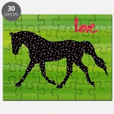 Horse and Hearts Puzzle