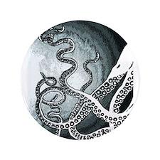 "Octopus Tentacles 3.5"" Button"