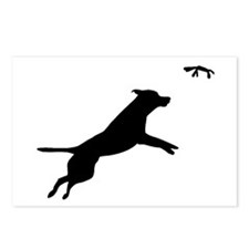 dock diving, dock dogs, Postcards (Package of 8)