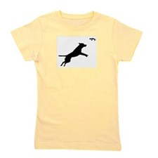 dock diving, dock dogs, Girl's Tee
