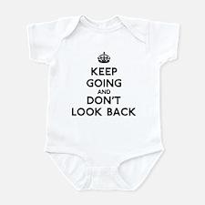 Don't Look Back Infant Bodysuit