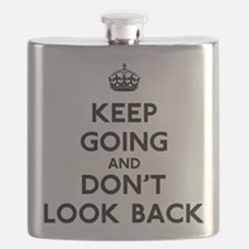 Don't Look Back Flask
