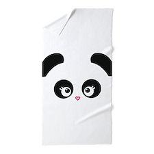 Love Panda® Beach Towel