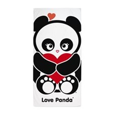 Love Panda® Beach Towel