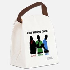 Which would you choose? Canvas Lunch Bag