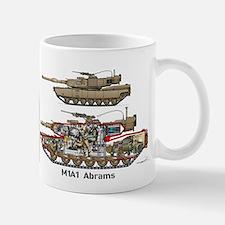 M1a1 Abrams Mbt Tim Mug Mugs