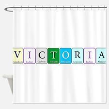 Victoria Shower Curtain